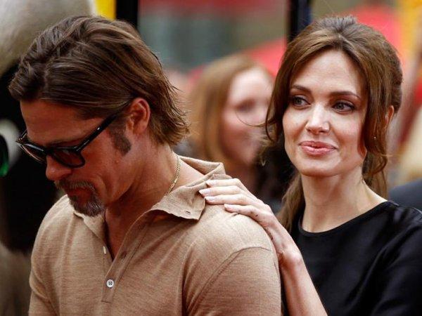 Развод Анджелины Джоли и Брэда Питта прокомментировали звезды Голливуда