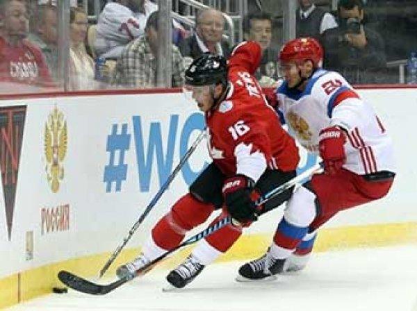 Канада – Россия, хоккей 2016: смотреть онлайн Кубок Мира 25 сентября, прогноз на матч (ВИДЕО)
