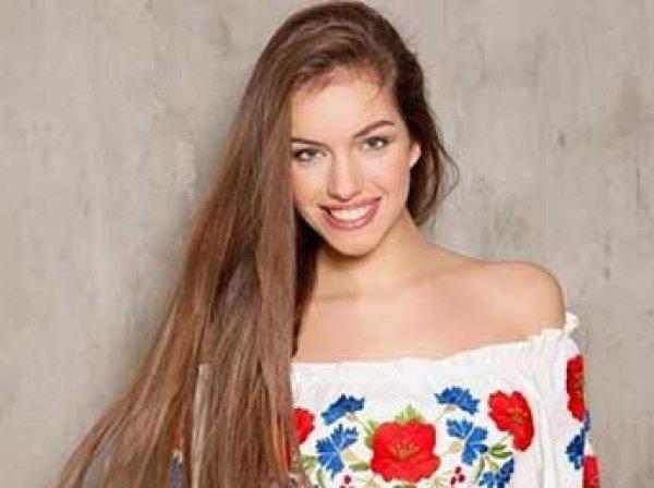 «Мисс Украина-2016» опозорилась после попытки назвать имя премьер-министра страны (ФОТО, ВИДЕО)