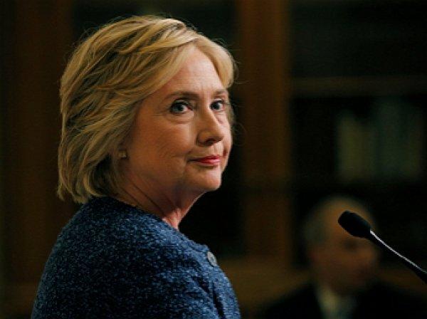 СМИ: Клинтон использует двойника для сокрытия болезни