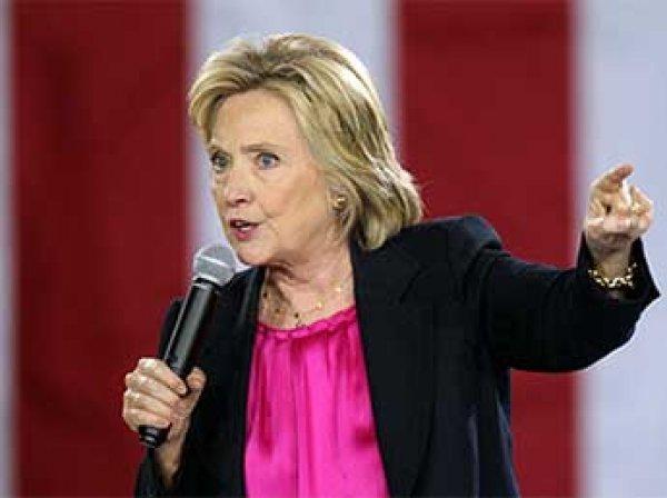 СМИ узнали, кто может стать кандидатом в президенты США вместо Клинтон