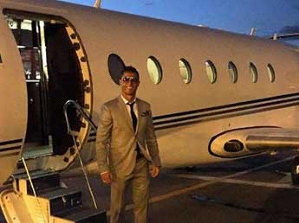 Самолет Роналду попал в серьезную аварию в аэропорту Барселоны