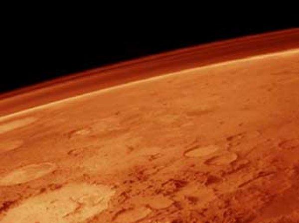 Уфологи нашли на Марсе обломки космического корабля пришельцев (ФОТО)