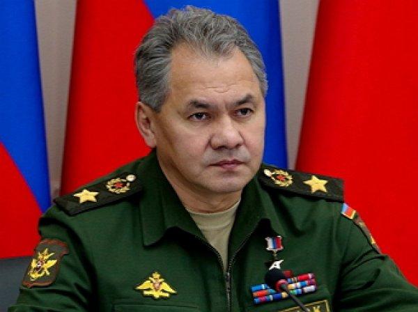 Шойгу ответил Пентагону на обвинения России в «подрыве основ мирового порядка»