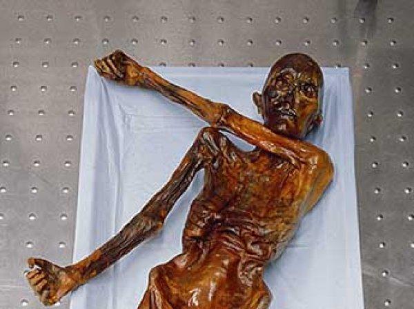 Ученые впервые воссоздали голос мумии изо льда возрастом 5300 лет (ВИДЕО)