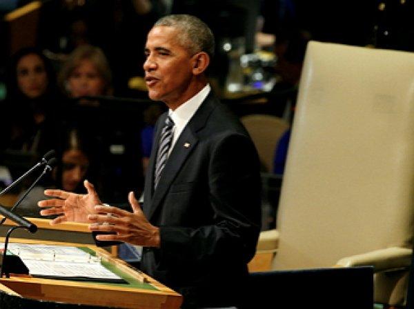 Обама: Россия пытается вернуть былую славу силой