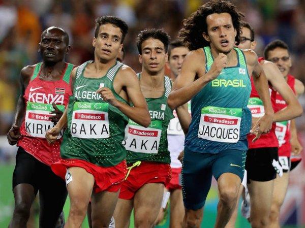 Паралимпиада 2016 в Рио: четверо паралимпийцев пробежали 1500 метров быстрее, чем чемпион Олимпиады-2016 (ВИДЕО)