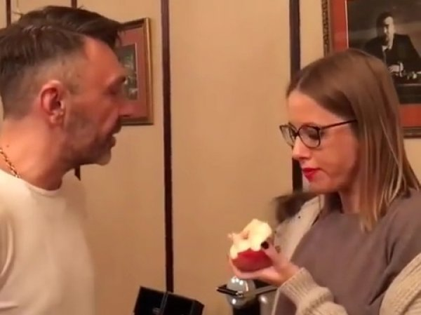 Шнур выложил в Инстаграм ВИДЕО с матерящейся Собчак