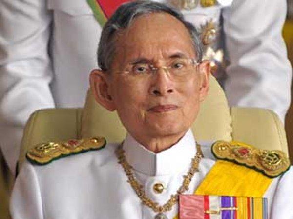 Король Таиланда скончался в возрасте 88 лет