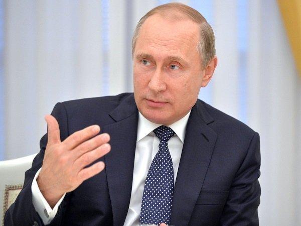 СМИ узнали, как Путин отметит свой день рождения 7 октября 2016