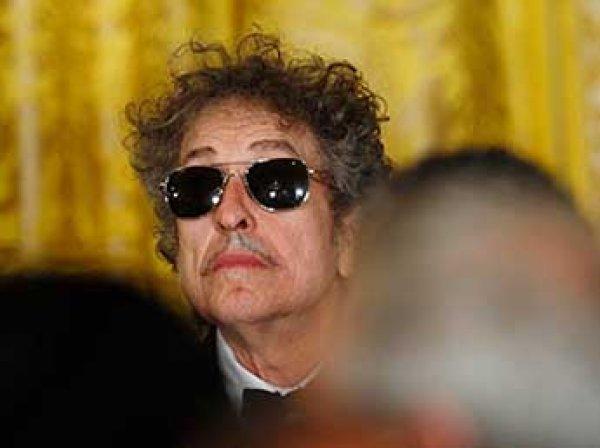 Боб Дилан получил Нобелевскую премию по литературе