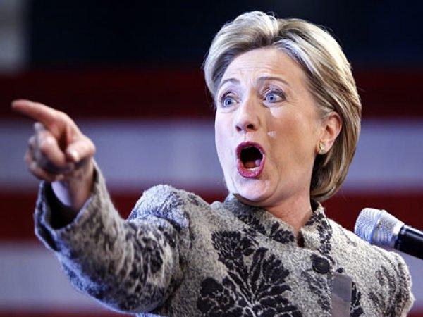 """Wikileaks: Хилари Клинтон угрожала """"окружить Китай кольцом ПРО"""""""