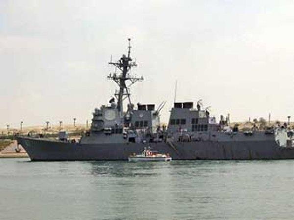 США уничтожили три РЛС в Йемене в ответ на обстрел своих кораблей