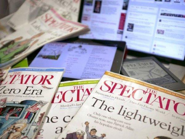 Журнал Spectator опубликовал издевательскую обложку с Путиным (ФОТО)