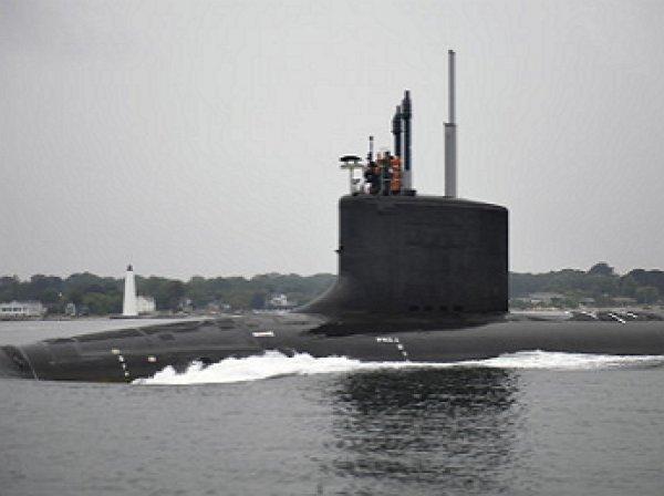 США ввели в строй передовую атомную субмарину
