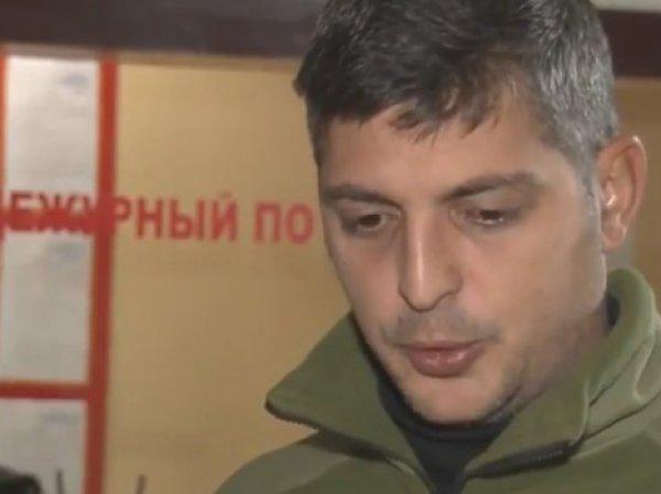 """Ополченец Гиви пообещал """"ровнять с землей"""" украинские города после убийства Моторолы (ВИДЕО)"""