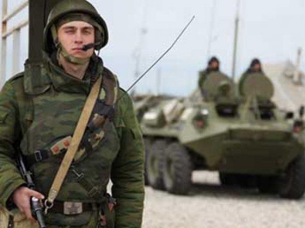 """""""Если завтра война"""": СМИ узнали действия властей в случае введения в России военного положения"""