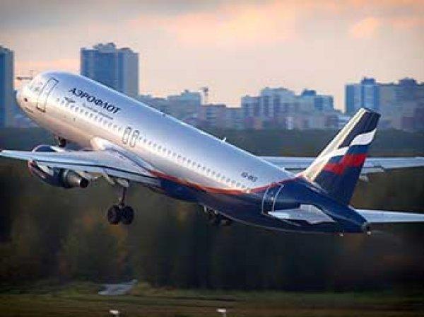 """Самолет """"Аэрофлота"""" задержали в Женеве из-за сообщения о бомбе"""