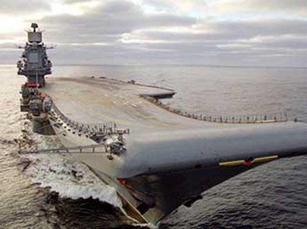 """НАТО: Россия направила в Сирию """"весь Северный флот"""""""