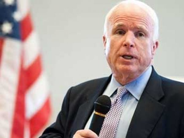 Сенатор Маккейн предложил сбивать самолеты России в Сирии