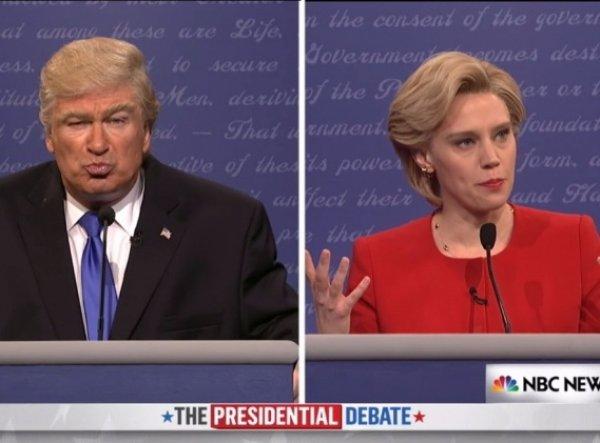 "Youtube ВИДЕО пародия на дебаты Клинтон и Трампа ""взорвала"" Сеть"