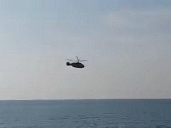 В Сети опубликовано видео «сверхсекретного вертолета Путина» над Сирией