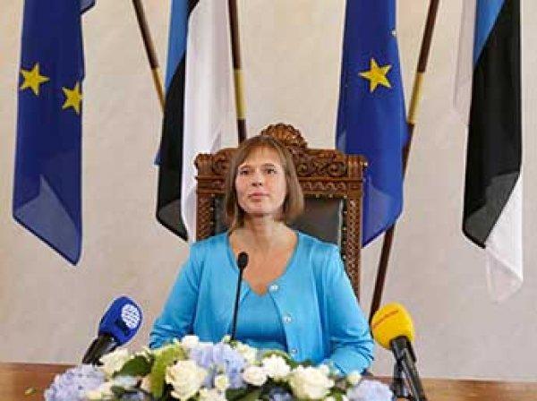 Впервые в истории в Эстонии президентом выбрали женщину