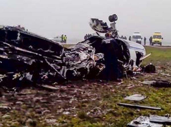 МАК опубликовал ВИДЕОреконструкцию крушения самолета главы Total во Внуково