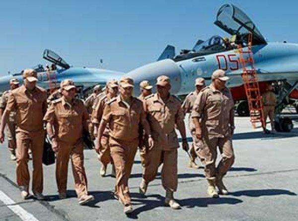 Эксперт: Москва готова в Сирии сбивать самолеты США в случае их удара по армии САР