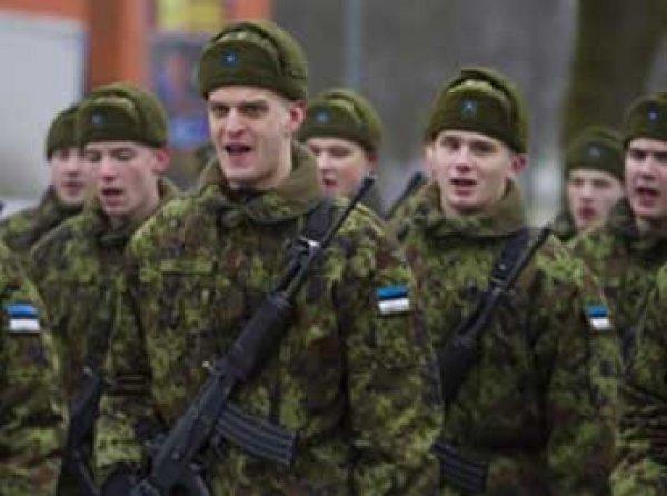 СМИ: половина военных элитного подразделения Эстонии на грани алкоголизма