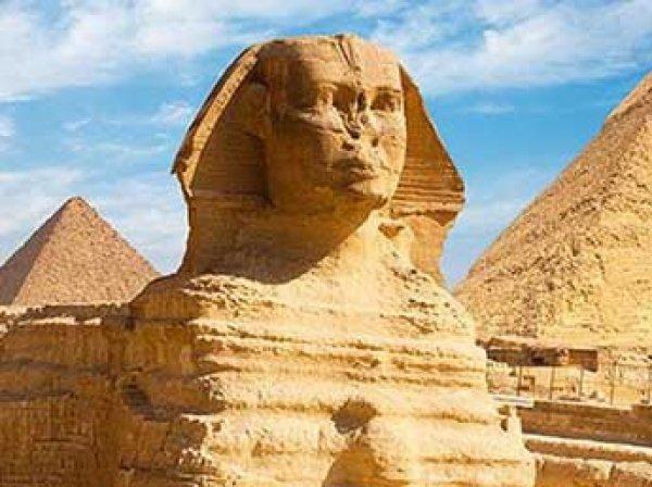 Археологи нашли в пирамиде Хеопса две загадочные потайные комнаты