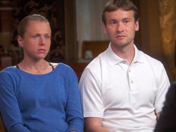 МОК наградил информаторов WADA Юлию и Виталия Степановых