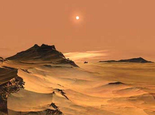 Ученые вновь заявили, что на Марсе есть жизнь