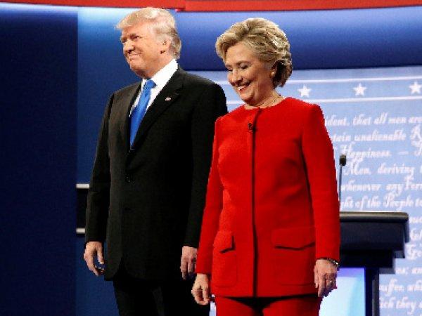 Дебаты Клинтон и Трампа: Трамп пообещал посадить Клинтон в тюрьму (ВИДЕО)