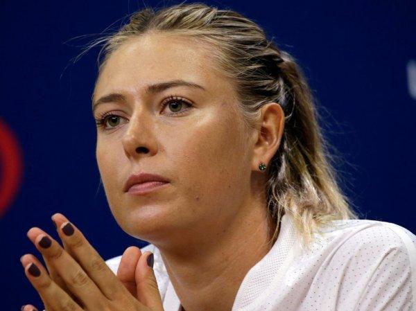 Марию Шарапову исключили из рейтинга Женской теннисной ассоциации