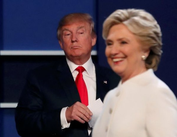 Трамп объяснил, почему Клинтон не любит Путина