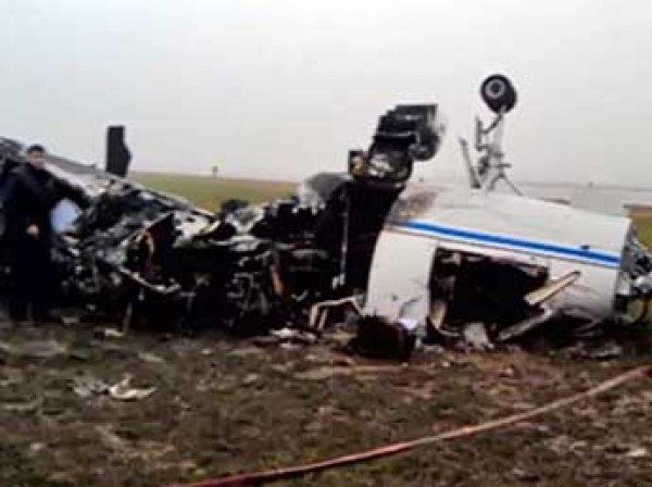 МАК назвал причину авиакатастрофы самолета главы Total