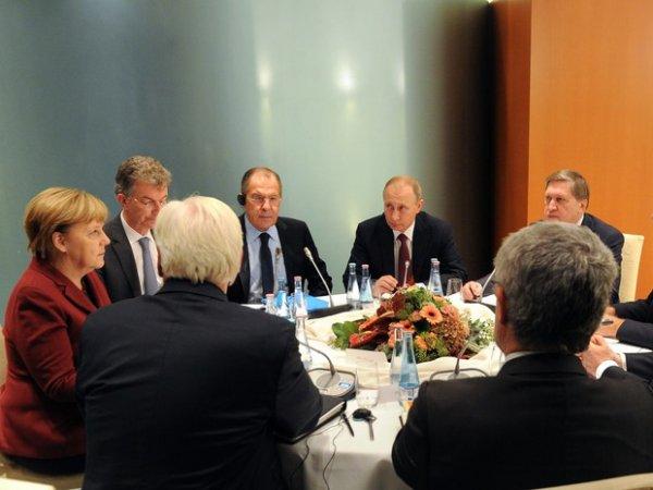"""""""Нормандская четверка"""" сегодня: результаты встречи озвучил Путин (ФОТО)"""