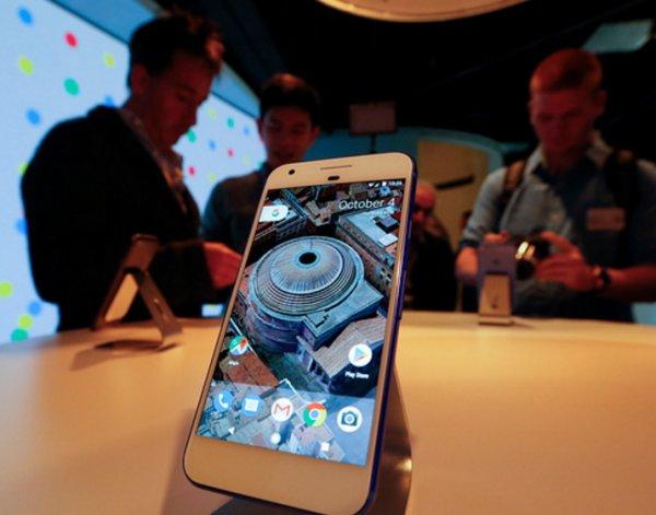 Презентация Google Pixel 4 октября 2016: интернет-гигант представил первый смартфон собственной разработки (ФОТО, ВИДЕО)