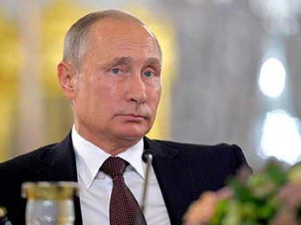 СМИ: Путин отказался от встречи с Олландом в Париже 19 октября