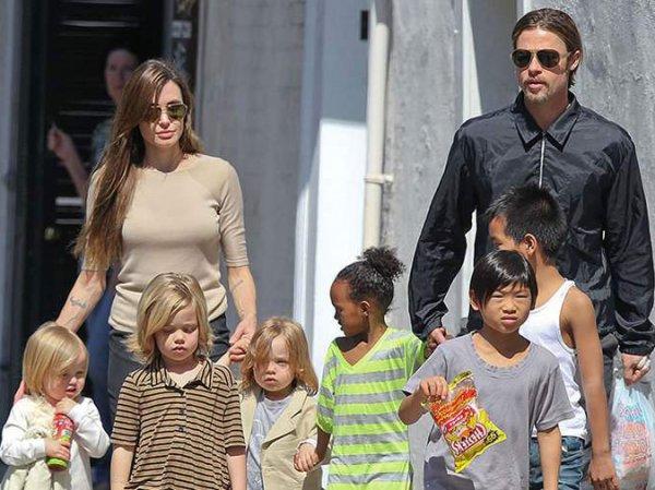 Анджелина Джоли, последние новости: в Сеть попали ФОТО особняка, где скрывается актриса с детьми