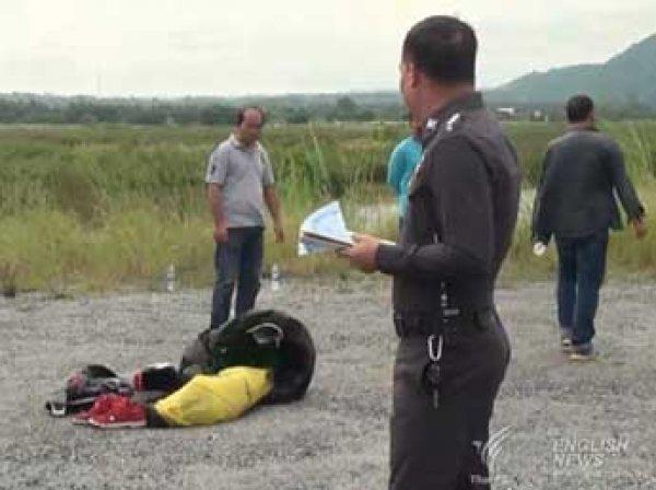 В Таиланде во время прыжка с парашютом погиб россиянин