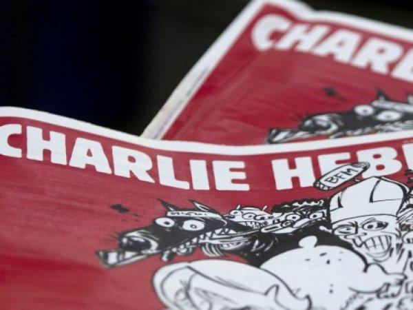Charlie Hebdo высмеял Обаму в карикатуре по итогам выборов в США (ФОТО)
