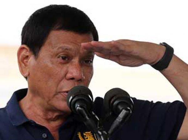 Разругавшийся с Обамой президент Филиппин назвал Путина своим идолом