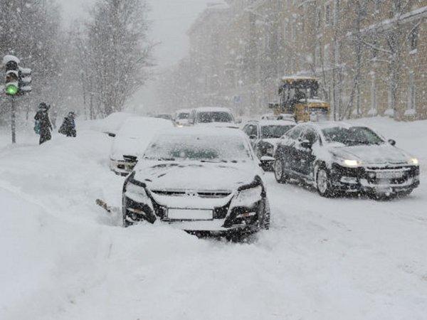 Снегопад в Москве сегодня, 10 ноября 2016: в столицу пришел снежный апокалипсис (ФОТО, ВИДЕО)
