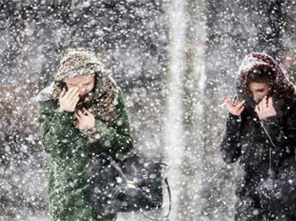 Синоптики: на Москву надвигается снежный апокалипсис