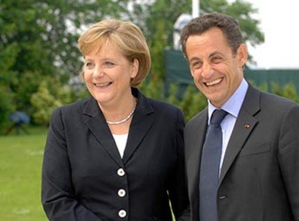 Меркель готовится к избранию на 4 срок, а Саркози выбыл из президентской гонки