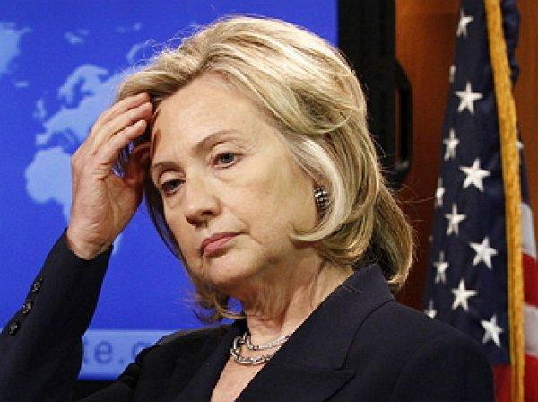 СМИ выяснили, кто уговорил Клинтон признать поражение на выборах
