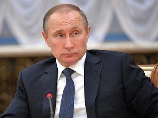 Путин рассказал о создании в России принципиально нового оружия