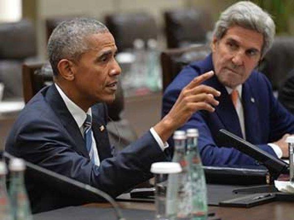 СМИ: Обама лично попросил Путина прекратить кибератаки на США